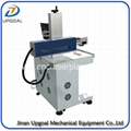 Quickly Wood Marking Machine Co2 RF  Laser Marking Machine with Different Depth