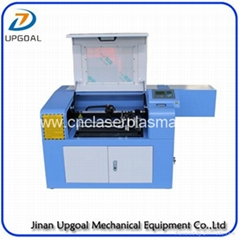 Rubber Stamp Co2 Laser Engraving Cutting Machine