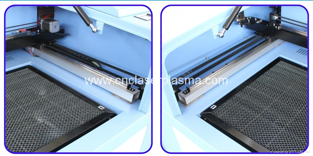 Linear square guide rail, Hiwin, Taiwan and belt transmission