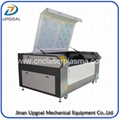 2mm Fabric Co2 Laser Dot Cutting Machine