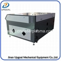 2mm Fabric Co2 Laser Dot Cutting Machine with 1600*1000mm