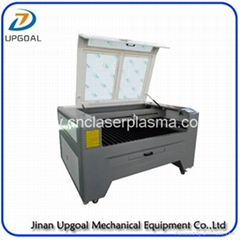 Laser Jeans Cloth Engraving Machine with 1300*900mm Working Area
