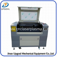 Beer Glass Co2 Laser Engraving Machine with Rotary Axis