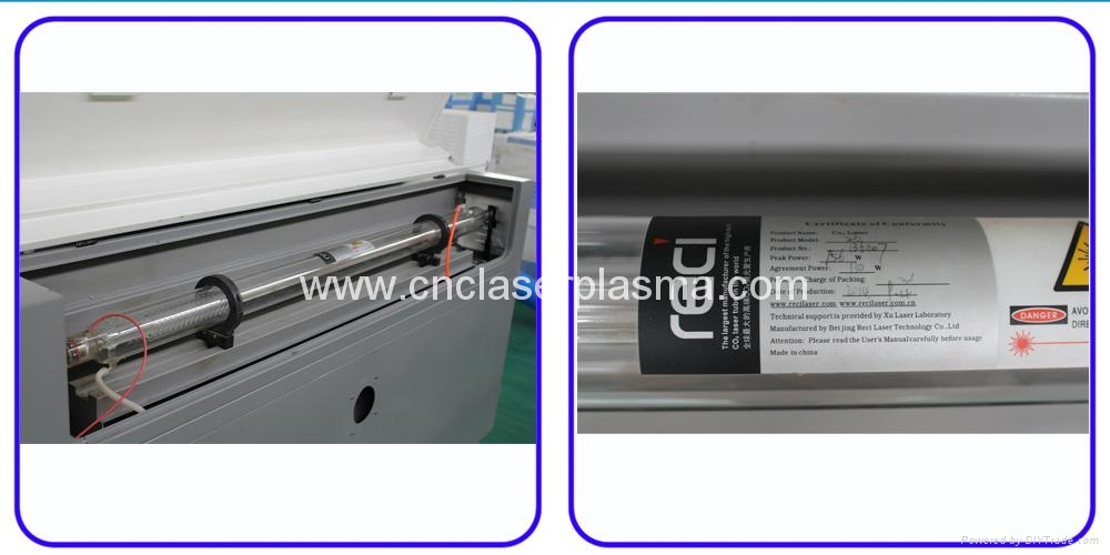 Reci W6 130W Co2 laser tube