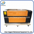 Cheap 2 Heads Co2 Laser Cutting Machine for Stainless Steel and Wood