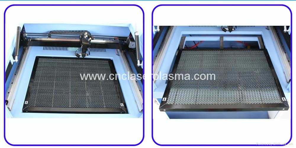 Brandy Bottle Glass Bottle Co2 Laser Engraving Machine 500*400mm 11
