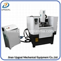 Metal Mold CNC Router For Dies 3D Engraving with 600*600mm