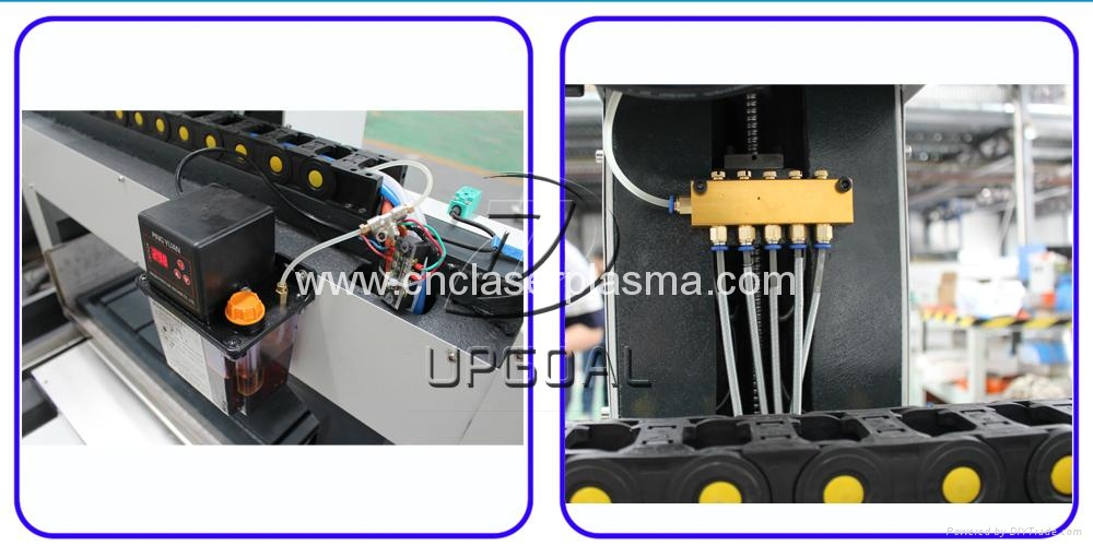 Metal Mold CNC Router For Dies 3D Engraving with 600*600mm 18