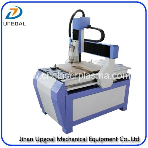 Small  600*900mm Woodworking CNC Router with 2.2kw Spindle