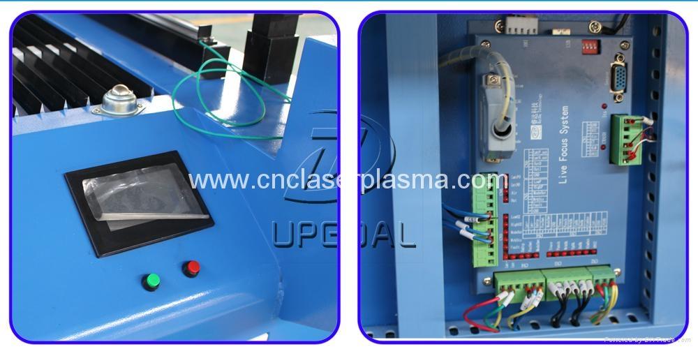 1325 130W Sheet Metal Co2 Laser Cutter Machine  10