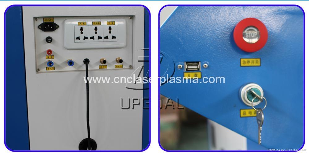 1325 130W Sheet Metal Co2 Laser Cutter Machine  12
