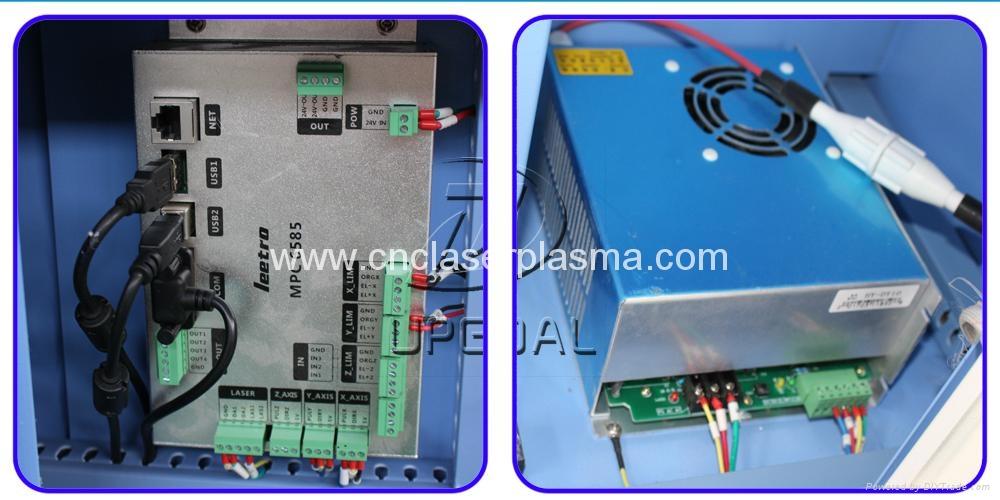 Leetro motheboard & laser power supply