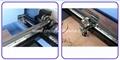 Linear square guide rail & belt transmission