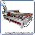 4 Axis 1325 Wood Carving Machine with Independent Rotary Axis Holder