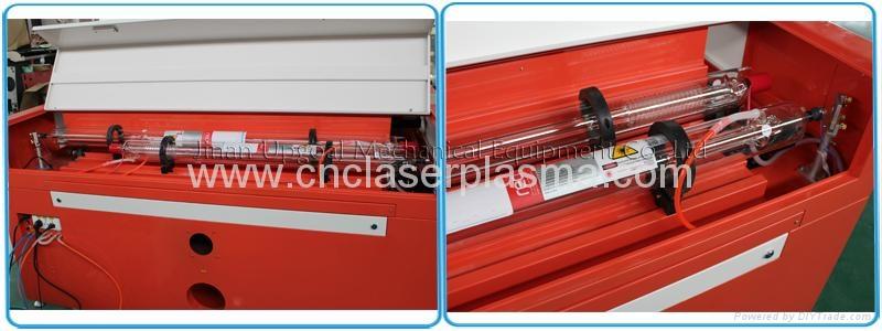 Reci W6 130W+ Reci W2 90W dual  laser tubes