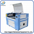 90W Laser Cutter for Cotton Fabric with 900*600mm Working Area