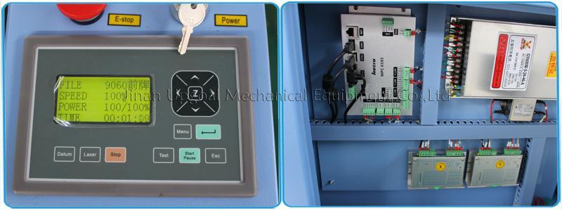 Leetro control system