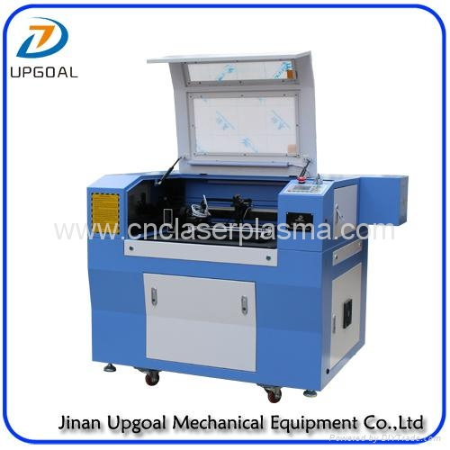 Co2 Laser Festival Card Cutter Machine with 700*500mm Working Area