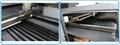 Linear square guide rail & 3M belt transmission