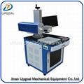 Glass Wood Laser Marking Machine with