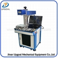 Acrylic Leather Laser Marking Machine with 55W RF Laser Marking Machine