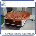 360 degree disc rotary axis with special pen fixing device