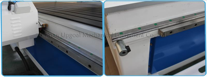 Hiwin, Taiwan linear square guide rail and helical rack and pinion transmission