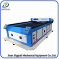 Large Advertising Sign Board Co2 Laser Engraving Cutting Machine 4*8 Feet UG-132