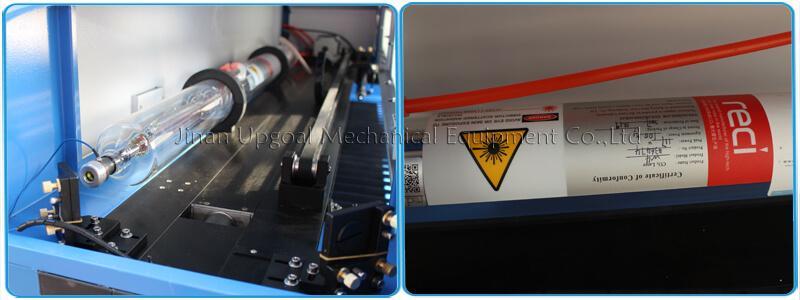 Large Advertising Sign Board Co2 Laser Engraving Cutting Machine 4*8 Feet UG-132 9