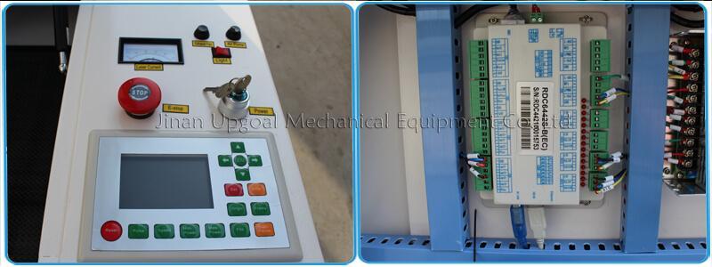 RuiDa 6442s control system
