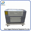 90W Laser Leather Cutting Machine with 900*600mm Working Area