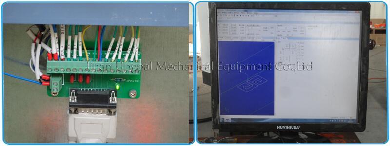 PCI NcStudio or DSP offline control