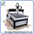 900*1500mm Wood Advertising CNC Router with Vacuum Table