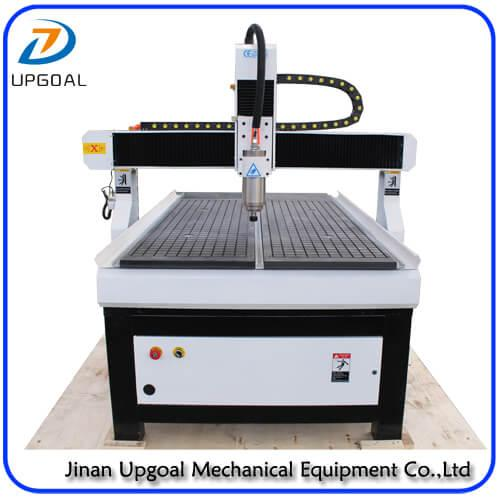 Vacuum table with aluminum T slot