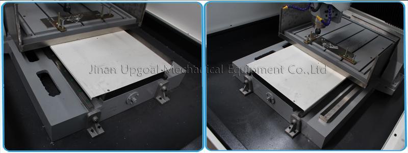Platform moving method