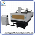 Heavy Duty CNC Metal Mould Carving Machine 600*600*200mm