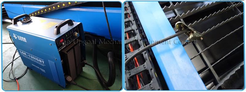 China Huayuan 120A plasma power supply