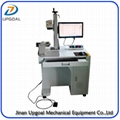 Colorful Stainless Steel MOPF Fiber Laser Marking Machine