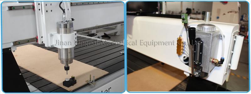 Wireless auto tools calibrationl & semi-auto lubrication