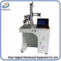QR Code Laser Marking Machine 20W Fiber Laser Marking Machine