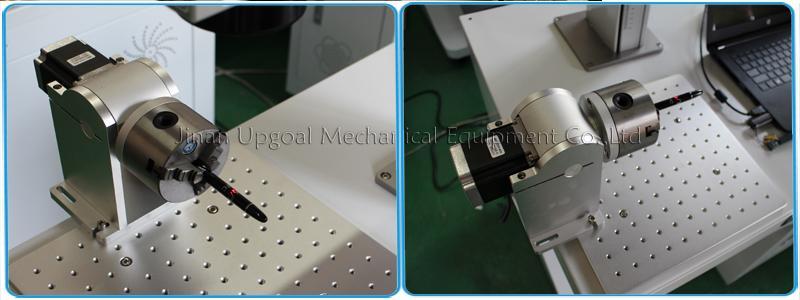 QR Code Laser Marking Machine 20W Fiber Laser Marking Machine 11