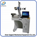 Fiber Laser Marking Machine for Pen Numbers Logos Marking