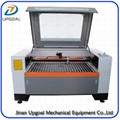 Hot Sale 90W 1390 Size Acrylic Plastic Co2 Laser Cutting Machine