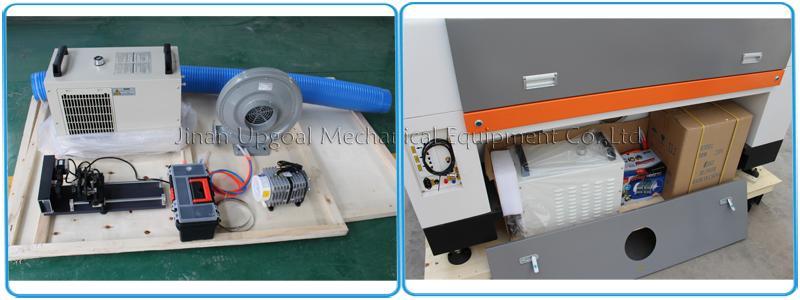 Hot Sale 90W 1390 Size Acrylic Plastic Co2 Laser Cutting Machine 16