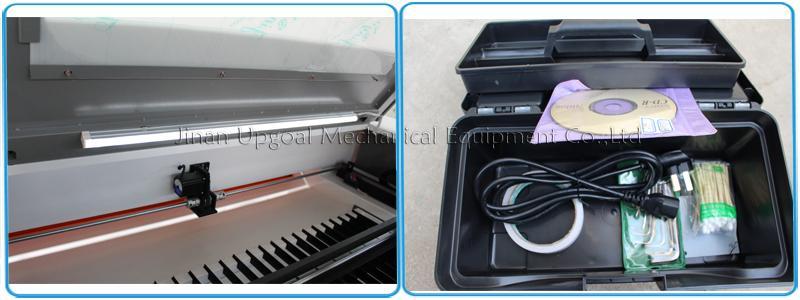 Hot Sale 90W 1390 Size Acrylic Plastic Co2 Laser Cutting Machine 17