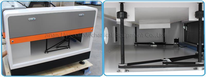 Hot Sale 90W 1390 Size Acrylic Plastic Co2 Laser Cutting Machine 11