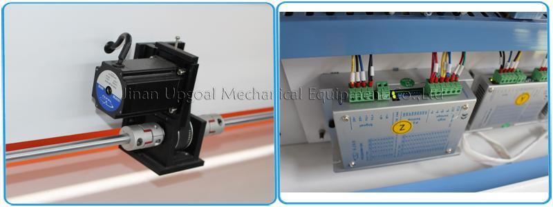 Hot Sale 90W 1390 Size Acrylic Plastic Co2 Laser Cutting Machine 14