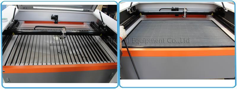 Hot Sale 90W 1390 Size Acrylic Plastic Co2 Laser Cutting Machine 10