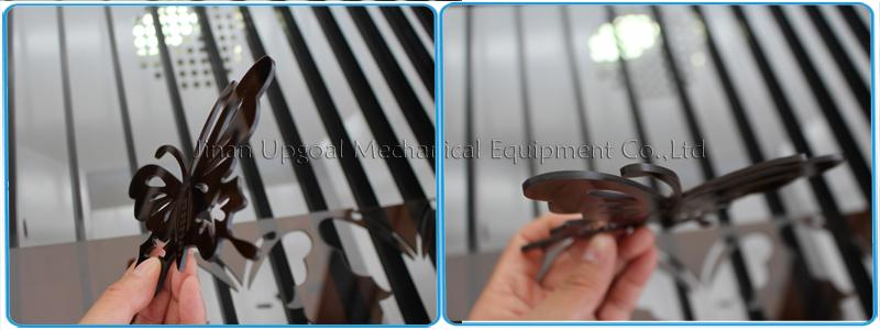 Hot Sale 90W 1390 Size Acrylic Plastic Co2 Laser Cutting Machine 18
