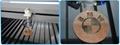 80W Wood Plywood MDF Co2 Laser Cutting Engraving Machine